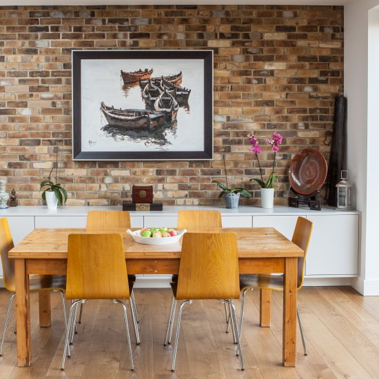 interior designer richmond kitchen dining family room