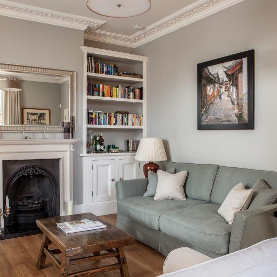 interior designer richmond living room