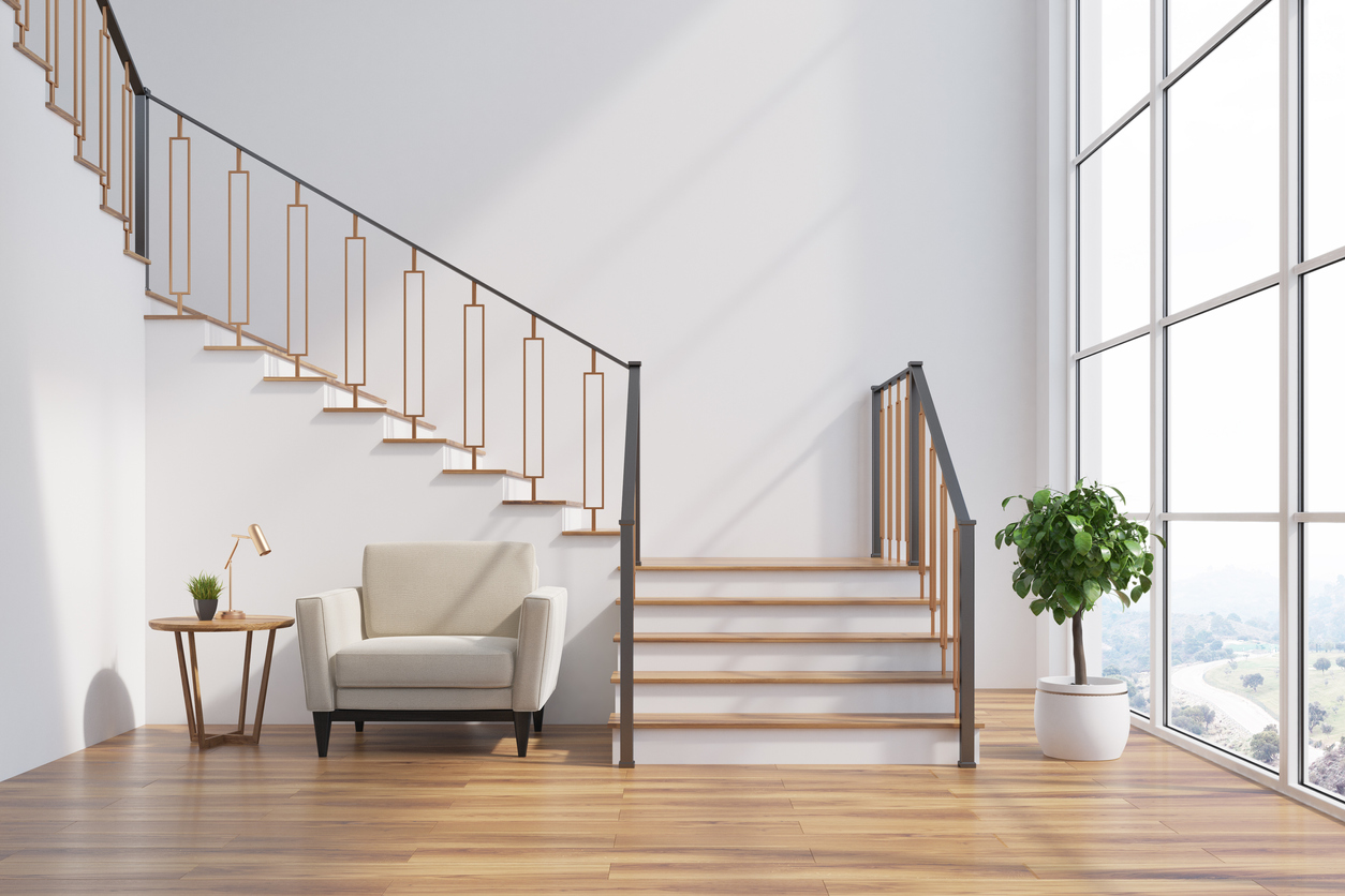 5 Classic Design Trends for Your Home's Staircase